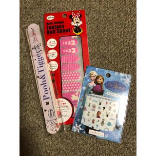 ディズニー(Disney)のディズニー ネイルシールセット(ネイル用品)