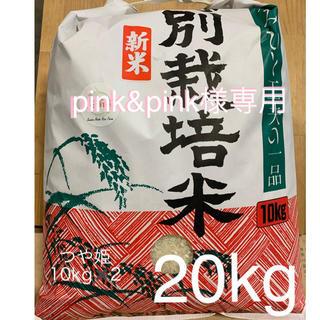 pink&pink様専用 キラキラ米✨(米/穀物)