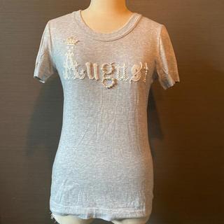 エィス(A)のTシャツ アイスグレー エィス(Tシャツ(半袖/袖なし))