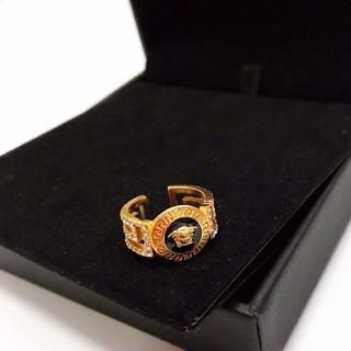 ヴェルサーチ(VERSACE)の早い者勝ちヴェルサーチ Versace 指輪 リング 男女兼用(リング(指輪))