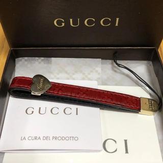 グッチ(Gucci)のGUCCI 赤のチャーム(チャーム)