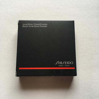 シセイドウ(SHISEIDO (資生堂))の資生堂 インナーグロウ チークパウダー メデューサピンク(フェイスカラー)
