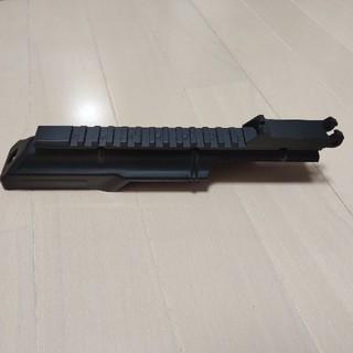 シーマ(CYMA)のAK用20mmレール。CYMA製。メタル製(モデルガン)