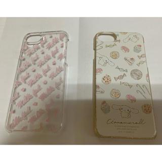 ミルクフェド(MILKFED.)のiPhoneケース milkfed シナモロール(iPhoneケース)