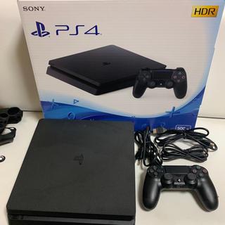 プレイステーション4(PlayStation4)のSONY PlayStation4 本体 CUH-2200AB01 要説明確認(家庭用ゲーム機本体)