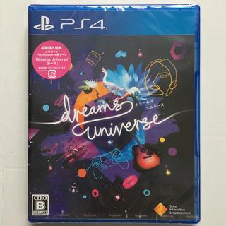 プレイステーション4(PlayStation4)の新品未開封 Dreams Universe(ドリームズ ユニバース)(家庭用ゲームソフト)