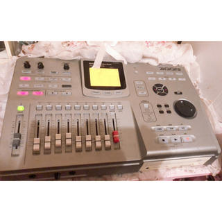 ズーム(Zoom)の ZOOM(ズーム)  マルチトラックレコーディングスタジオMRS-802(エフェクター)