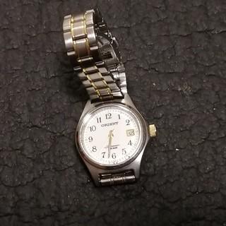 オリエント(ORIENT)のレディース 腕時計 稼動品 オリエント(腕時計)