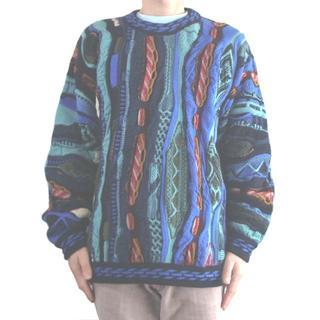 クージー(COOGI)の【美品】coogi【クージー】ウール100%セーター【オーストラリア製】  CO(ニット/セーター)