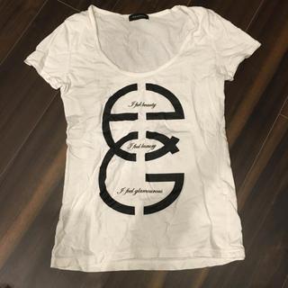 エゴイスト(EGOIST)のEGOIST定番Tシャツ(Tシャツ(半袖/袖なし))