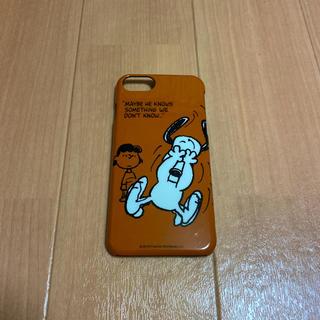 スヌーピー(SNOOPY)のiPhoneケース スヌーピー(iPhoneケース)