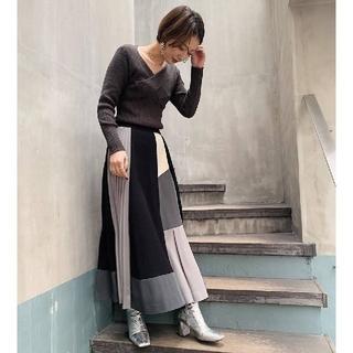アメリヴィンテージ(Ameri VINTAGE)の【新品】 ameri vintage スカート(ロングスカート)