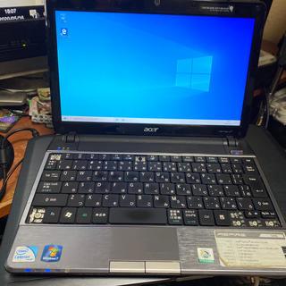 エイサー(Acer)のaser1410 ジャンク(ノートPC)