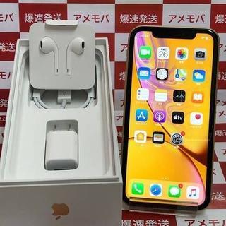 アップル(Apple)のiPhoneXR 128GB id:26216772(スマートフォン本体)