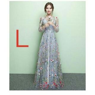 L オーダーメイド サイズオーダー ウェディング 結婚式 二次会ドレス 花嫁衣装(ウェディングドレス)