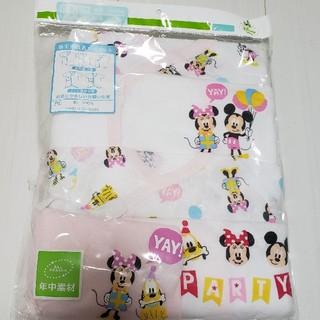 Disney - 新品未開封ミニーミッキー新生児肌着5点セット