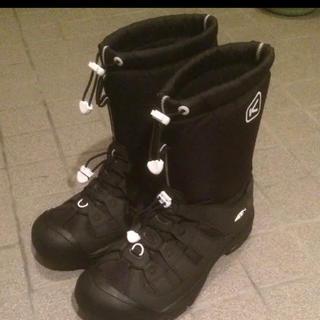 キーン(KEEN)のkeen winter port2(ブーツ)