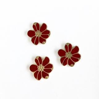 キワセイサクジョ(貴和製作所)のお花チャーム*500574(各種パーツ)