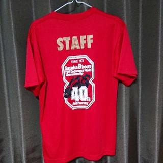 鈴鹿8耐40th記念スタッフTシャツ※超レア(Tシャツ/カットソー(半袖/袖なし))