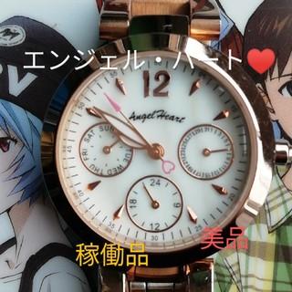 エンジェルハート(Angel Heart)のD154. 美品 稼働品 エンジェル・ハート♥️ スモールセカンド ディ・デイト(腕時計)