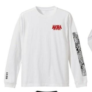 アキラプロダクツ(AKIRA PRODUCTS)のAKIRA LONG T-SHIRTS MAIN/BACK(Tシャツ/カットソー(七分/長袖))