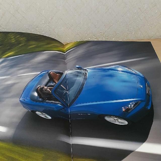 ホンダS2000 カタログ 自動車/バイクの自動車(カタログ/マニュアル)の商品写真