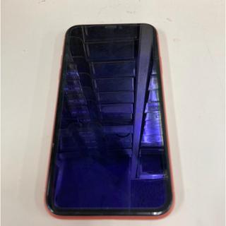 アップル(Apple)のiPhoneXR 64GB コーラル(スマートフォン本体)