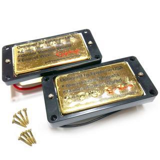 エピフォン(Epiphone)のEpiphone純正 ハムバッカー ゴールド 2個モダンセット(エレキギター)
