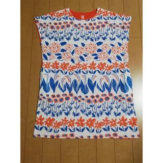 グラニフ(Design Tshirts Store graniph)の新品★graniph★グラニフ★チュニックワンピース★FREEサイズ(その他)