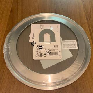 イケア(IKEA)のSTABIL ふた / 24cm(鍋/フライパン)
