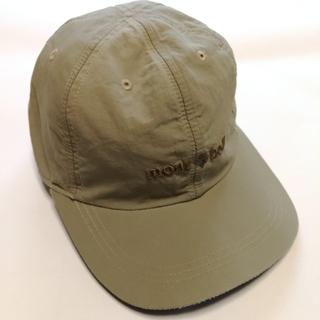モンベル(mont bell)のモンベル  ジュニア キャップ(帽子)