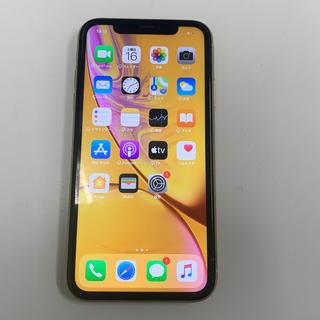 アイフォーン(iPhone)のiPhoneXR 64 45335(スマートフォン本体)