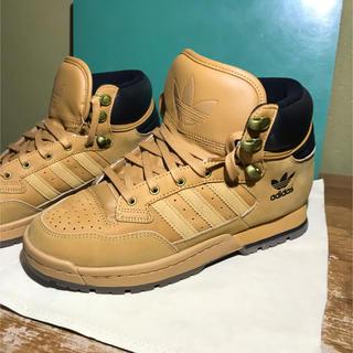 アディダス(adidas)のadidas アディダス センテニアルミッドブーツ (28.5cm)(ブーツ)