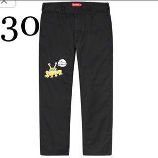 シュプリーム(Supreme)のSupreme Daniel Johnston Embroidered Pant(ワークパンツ/カーゴパンツ)