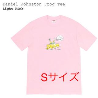 シュプリーム(Supreme)のDaniel Johnston Frog Tee(Tシャツ/カットソー(半袖/袖なし))