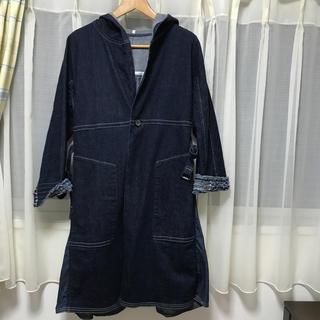 カミシマチナミ(KAMISHIMA CHINAMI)のカミシマチエミ 日本製 38 デニムジャケット(Gジャン/デニムジャケット)