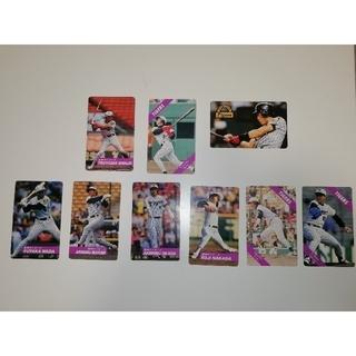 ハンシンタイガース(阪神タイガース)の阪神プロ野球カード(シングルカード)