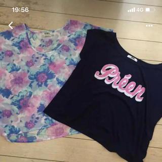 グレイル(GRL)の2枚セット🎀(Tシャツ/カットソー)