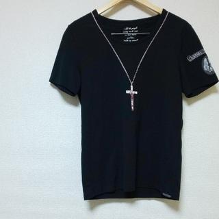 イサムカタヤマバックラッシュ(ISAMUKATAYAMA BACKLASH)の限定 Roen × BACKLASH ISAMUKATAYAMA Tシャツ(Tシャツ/カットソー(七分/長袖))
