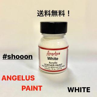 アンジェラス(ANGELUS)のANGELUS PAINT【WHITE】アンジェラス ペイント(スニーカー)