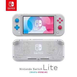 ニンテンドースイッチ(Nintendo Switch)のNintendo SwitchLight  スイッチライト ザシアンザマゼンタ(家庭用ゲーム機本体)