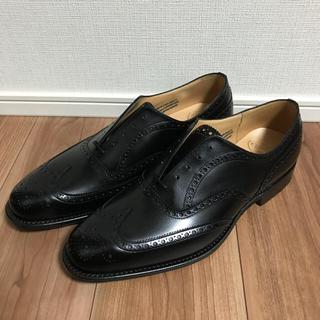 チャーチ(Church's)の未使用 チャーチ チェットウインド 85F ブラックカーフ(ドレス/ビジネス)