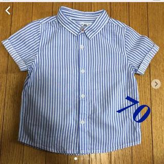 ザラ(ZARA)のZARA baby 半袖シャツ(シャツ/カットソー)