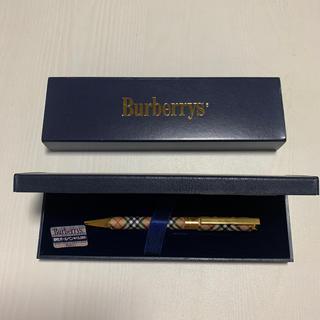 バーバリー(BURBERRY)のバーバリー Burberry ボールペン(ペン/マーカー)