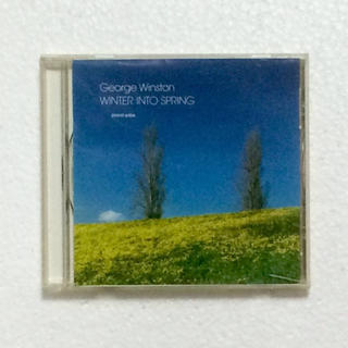 George Winston WINTER INTO SPRING CD(ヒーリング/ニューエイジ)