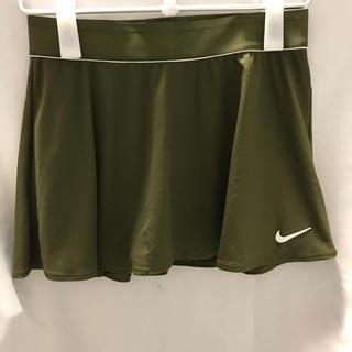 ナイキ(NIKE)のNIKE ナイキ コートドライフラウンスカート テニススカート S(ウェア)