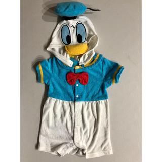 ディズニー(Disney)のドナルド 部屋着 パジャマ 80(その他)