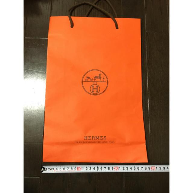 fcc8e9e57afa Hermes - エルメス ショップ袋の通販 by 処分します!|エルメスならラクマ