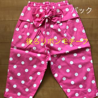 Shirley Temple - ST 100   パンツ ピンク水玉