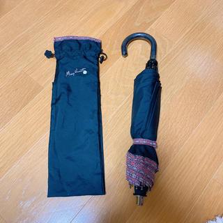 マリークワント(MARY QUANT)のかずさん専用 マリークワント 折りたたみ傘 晴雨兼用(傘)